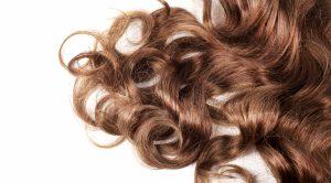 Hair tress for testing