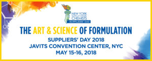 NYSCC Suppliers' Day 2018