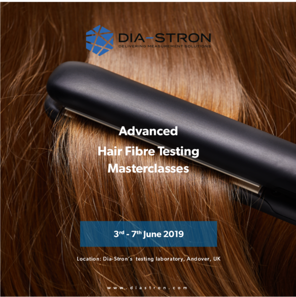 Dia-Stron Advanced Hair Testing Masterclasses 2019